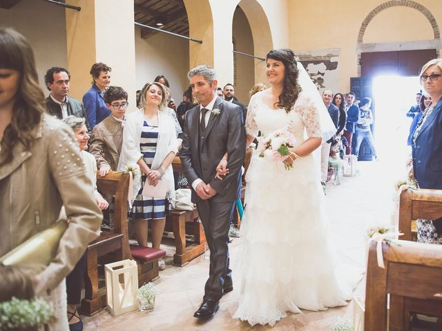 Il matrimonio di Davide e Marilena a Forlì, Forlì-Cesena 27