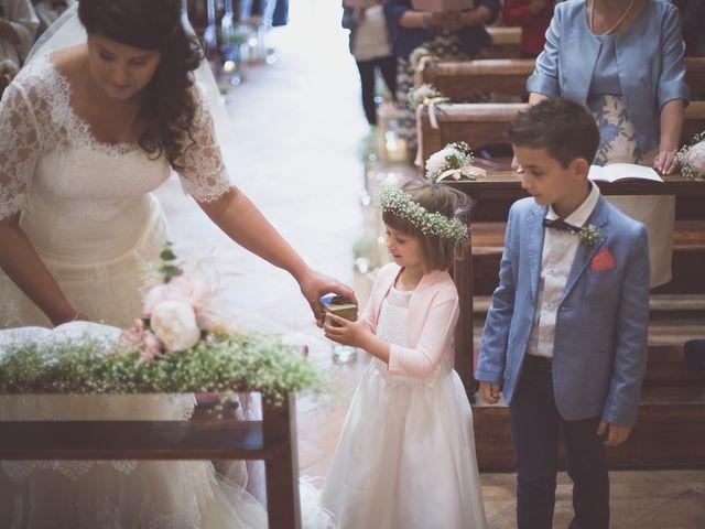 Il matrimonio di Davide e Marilena a Forlì, Forlì-Cesena 33