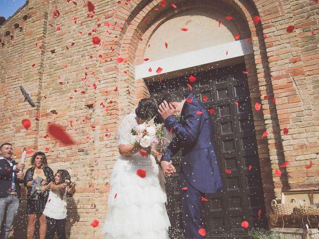 Il matrimonio di Davide e Marilena a Forlì, Forlì-Cesena 40