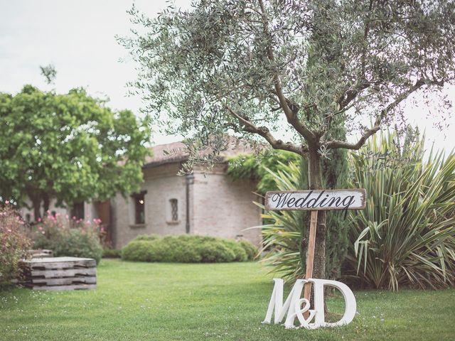 Il matrimonio di Davide e Marilena a Forlì, Forlì-Cesena 44