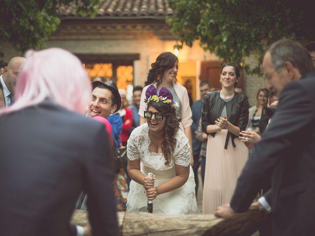 Il matrimonio di Davide e Marilena a Forlì, Forlì-Cesena 61