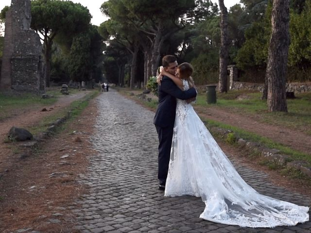 Le nozze di Thatiana e Michele