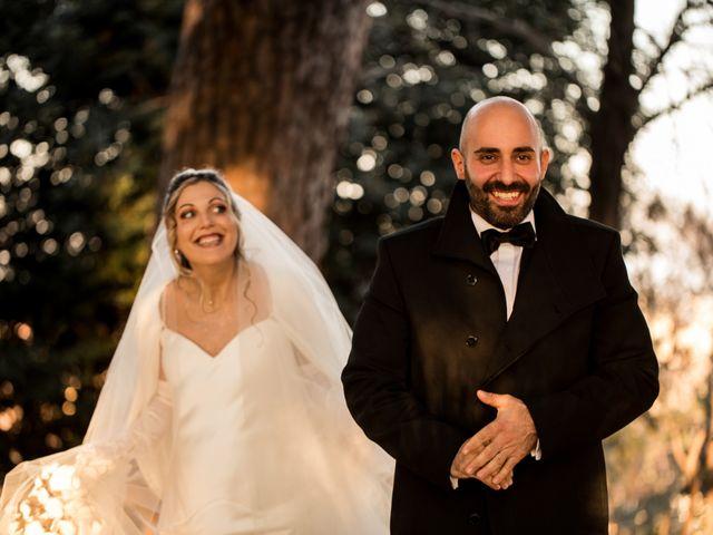 Il matrimonio di Simone e Manila a Roma, Roma 8