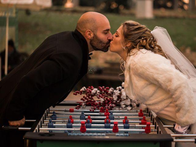 Il matrimonio di Simone e Manila a Roma, Roma 10