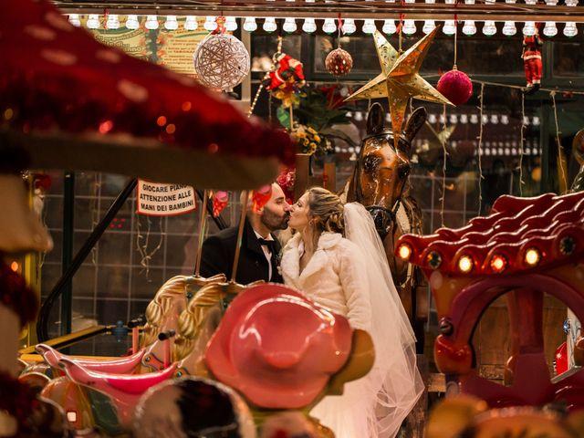 Il matrimonio di Simone e Manila a Roma, Roma 11