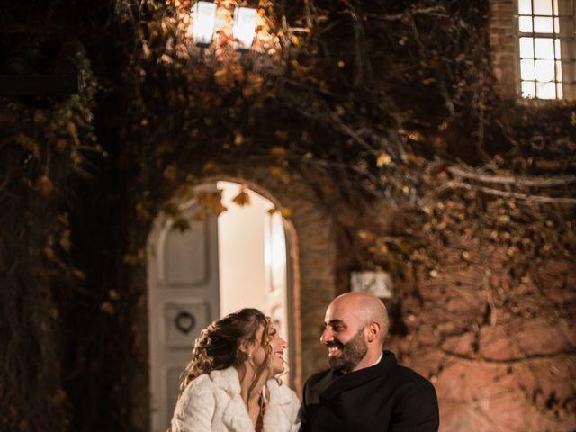 Il matrimonio di Simone e Manila a Roma, Roma 21
