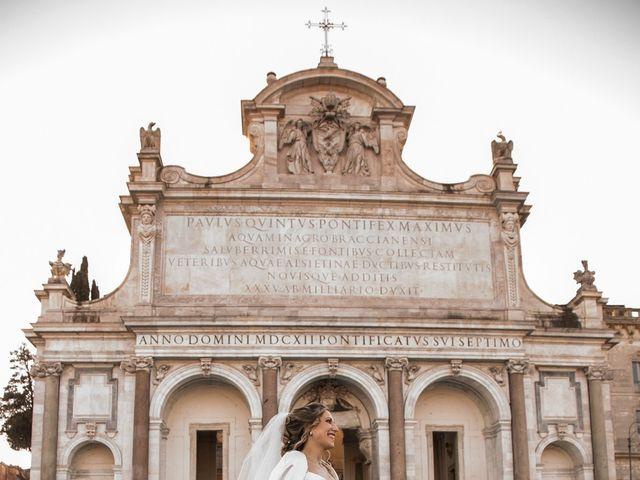 Il matrimonio di Simone e Manila a Roma, Roma 28