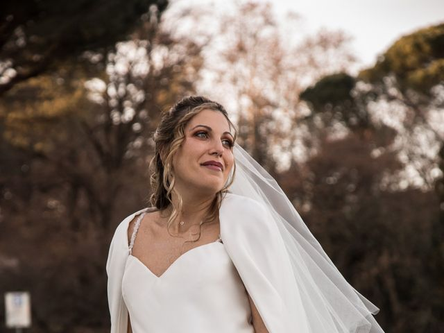 Il matrimonio di Simone e Manila a Roma, Roma 29