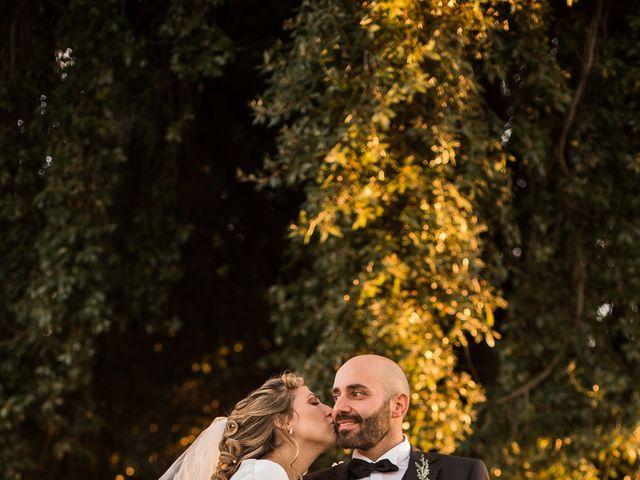 Il matrimonio di Simone e Manila a Roma, Roma 2