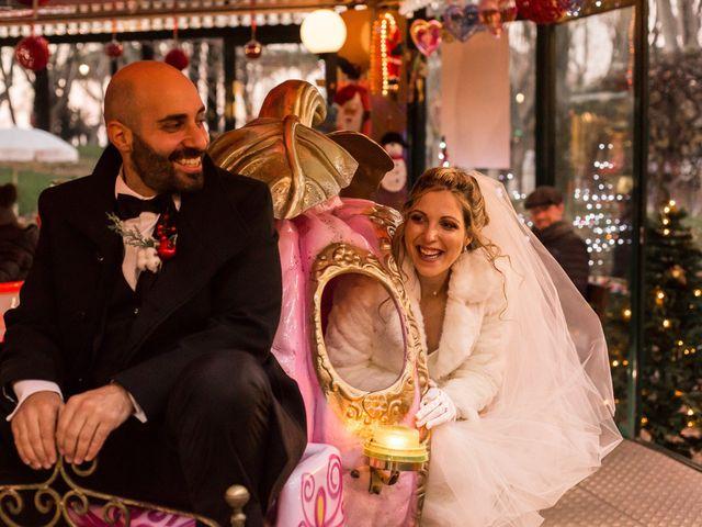 Il matrimonio di Simone e Manila a Roma, Roma 31