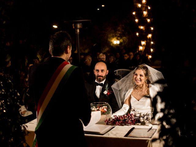Il matrimonio di Simone e Manila a Roma, Roma 32
