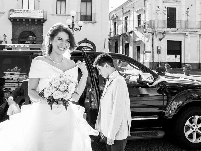 Il matrimonio di Claudio e Clara a Acireale, Catania 39