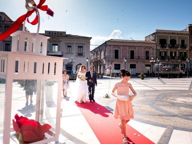 Il matrimonio di Claudio e Clara a Acireale, Catania 40