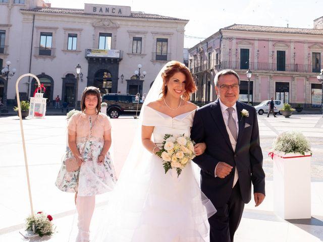 Il matrimonio di Claudio e Clara a Acireale, Catania 41