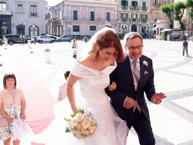 Il matrimonio di Claudio e Clara a Acireale, Catania 42