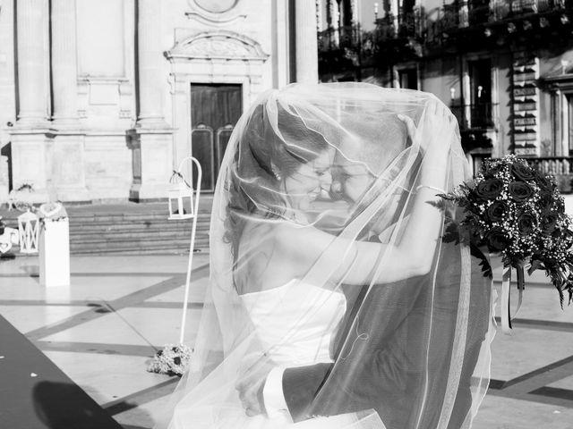Il matrimonio di Claudio e Clara a Acireale, Catania 53