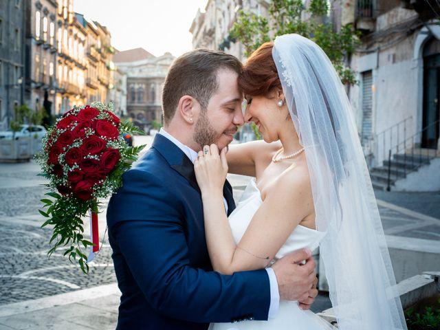 Il matrimonio di Claudio e Clara a Acireale, Catania 55