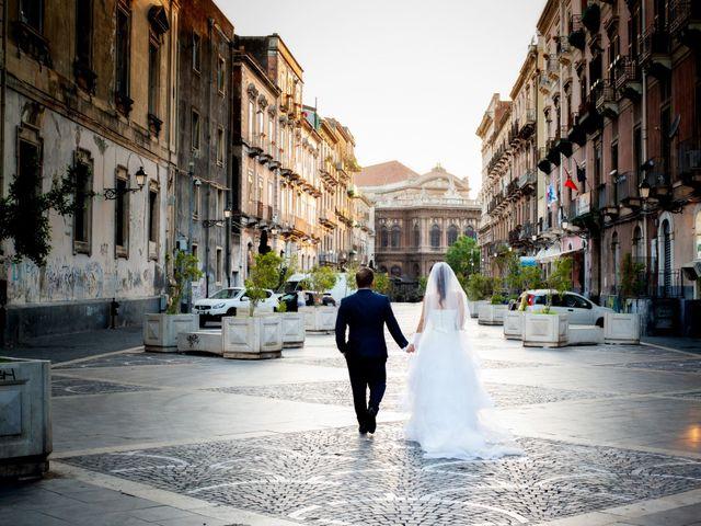 Il matrimonio di Claudio e Clara a Acireale, Catania 56