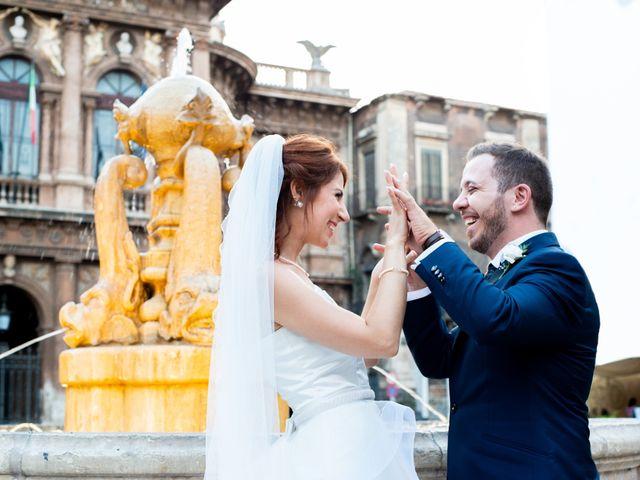 Il matrimonio di Claudio e Clara a Acireale, Catania 58