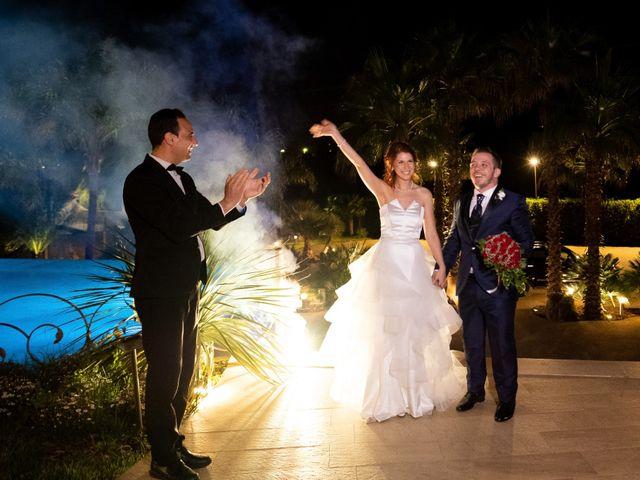 Il matrimonio di Claudio e Clara a Acireale, Catania 63