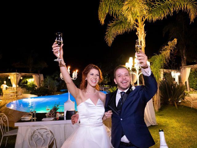 Il matrimonio di Claudio e Clara a Acireale, Catania 64