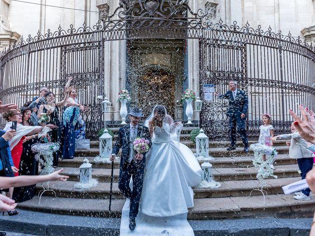 Le nozze di Miriam e Davide
