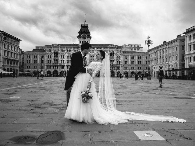 Il matrimonio di Massimo e Margherita a Duino-Aurisina, Trieste 48