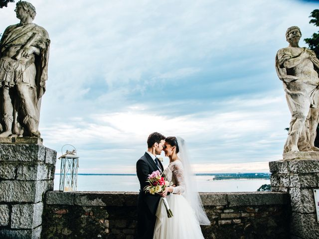 Il matrimonio di Massimo e Margherita a Duino-Aurisina, Trieste 55