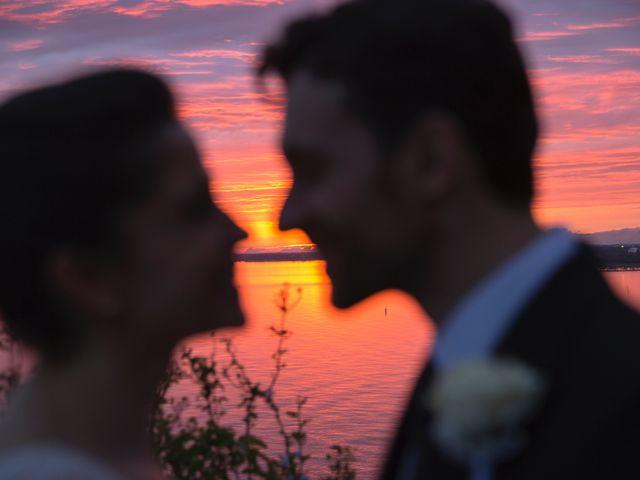 Il matrimonio di Massimo e Margherita a Duino-Aurisina, Trieste 91
