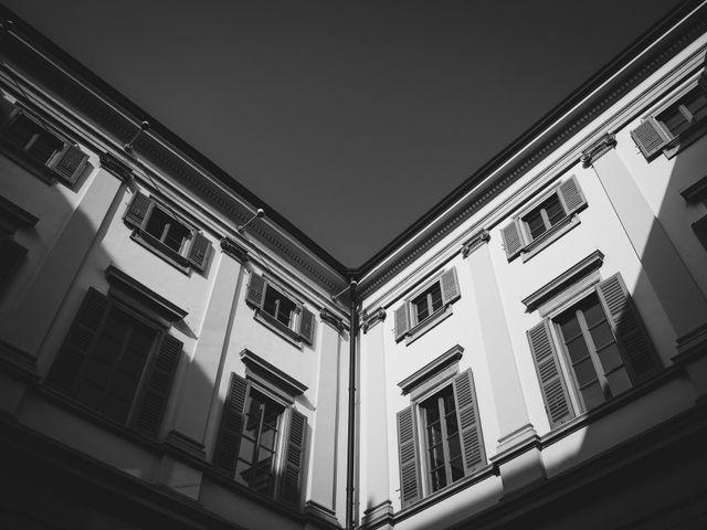 Il matrimonio di Marco e Deborah a Lugano, Ticino 1