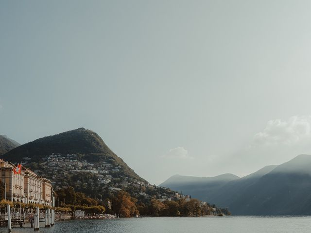 Il matrimonio di Marco e Deborah a Lugano, Ticino 2
