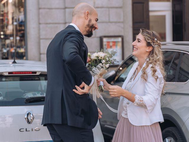 Il matrimonio di Marco e Deborah a Lugano, Ticino 5
