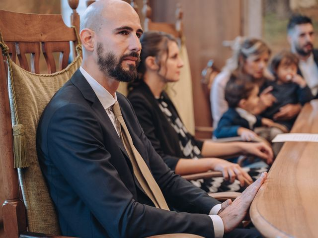 Il matrimonio di Marco e Deborah a Lugano, Ticino 24
