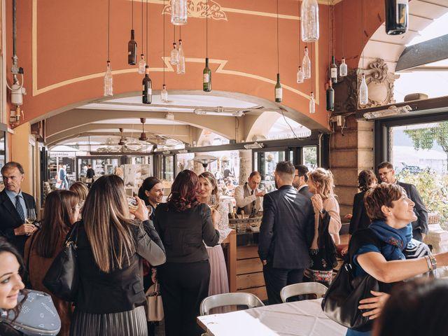 Il matrimonio di Marco e Deborah a Lugano, Ticino 61