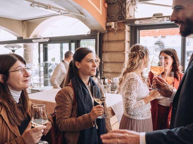 Il matrimonio di Marco e Deborah a Lugano, Ticino 64