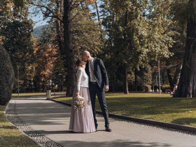 Il matrimonio di Marco e Deborah a Lugano, Ticino 69