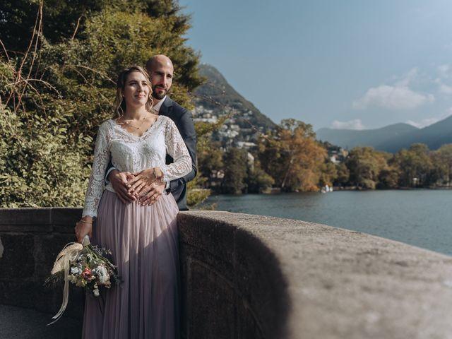 Il matrimonio di Marco e Deborah a Lugano, Ticino 70