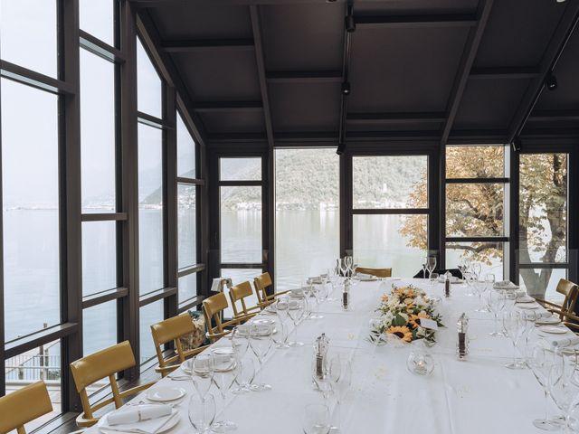 Il matrimonio di Marco e Deborah a Lugano, Ticino 76