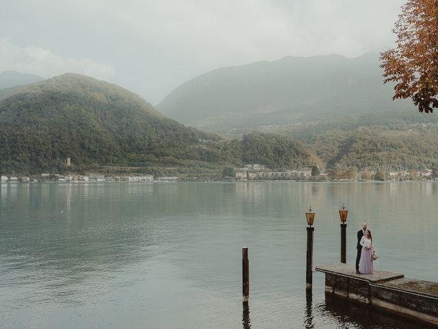 Il matrimonio di Marco e Deborah a Lugano, Ticino 80