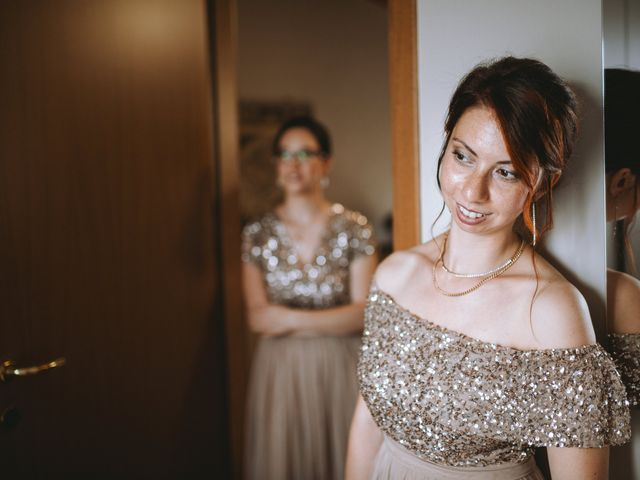 Il matrimonio di Alex e Monica a Rodengo-Saiano, Brescia 5