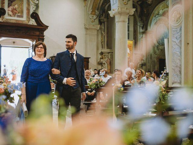 Il matrimonio di Alex e Monica a Rodengo-Saiano, Brescia 13