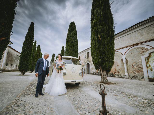 Il matrimonio di Alex e Monica a Rodengo-Saiano, Brescia 14