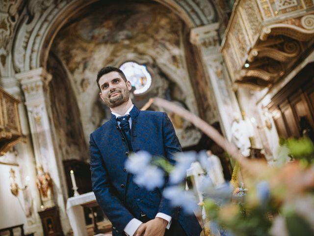 Il matrimonio di Alex e Monica a Rodengo-Saiano, Brescia 16