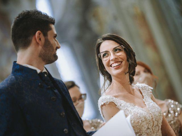 Il matrimonio di Alex e Monica a Rodengo-Saiano, Brescia 19
