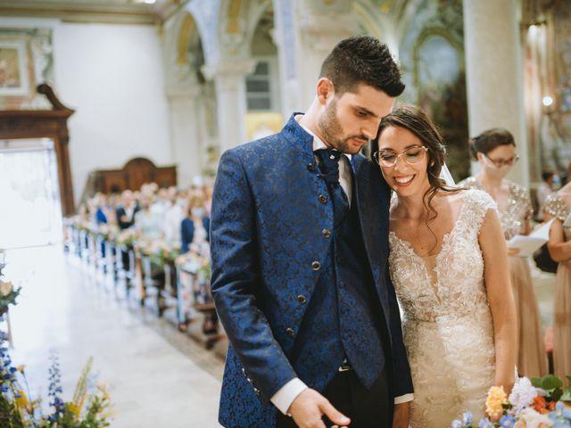 Il matrimonio di Alex e Monica a Rodengo-Saiano, Brescia 21