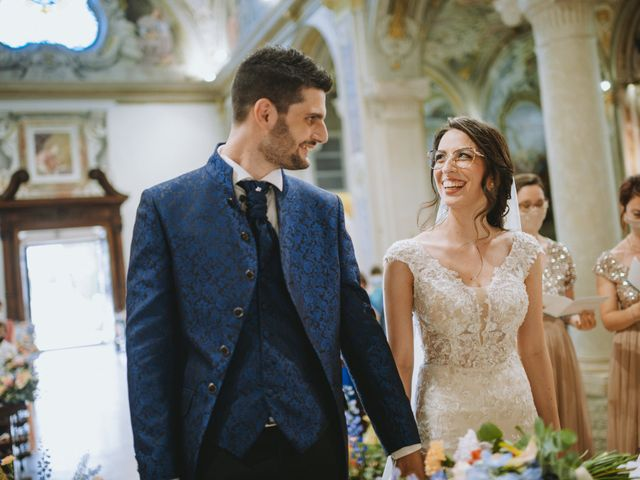 Il matrimonio di Alex e Monica a Rodengo-Saiano, Brescia 22