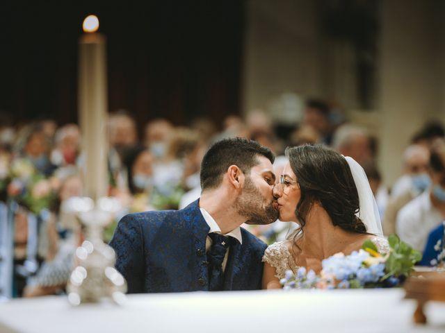 Il matrimonio di Alex e Monica a Rodengo-Saiano, Brescia 23