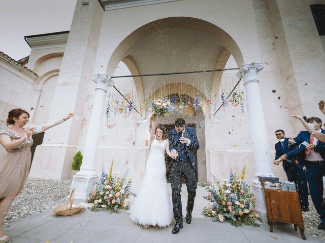Il matrimonio di Alex e Monica a Rodengo-Saiano, Brescia 24