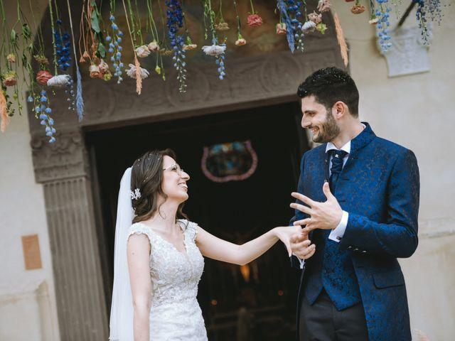 Il matrimonio di Alex e Monica a Rodengo-Saiano, Brescia 25