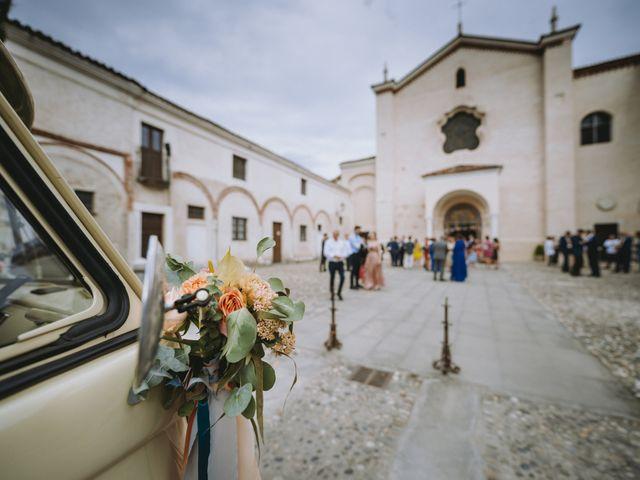 Il matrimonio di Alex e Monica a Rodengo-Saiano, Brescia 28
